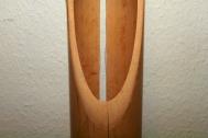 Bambusrohr, Querschnitt
