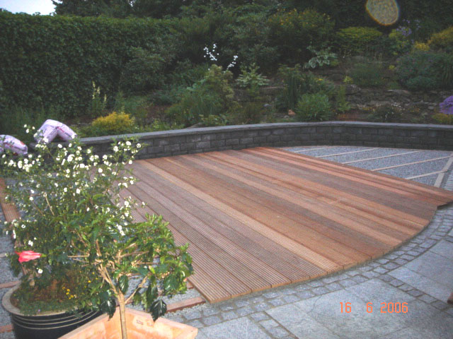 Bodenbelag Im Garten Bodenlegercom