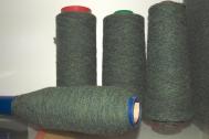 Garne, textile Fasern