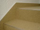 Treppe, Steinteppich 2